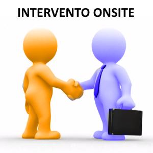 INTERVENTO ONSITE