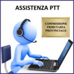 assistenza processo tributario telematico - PTT